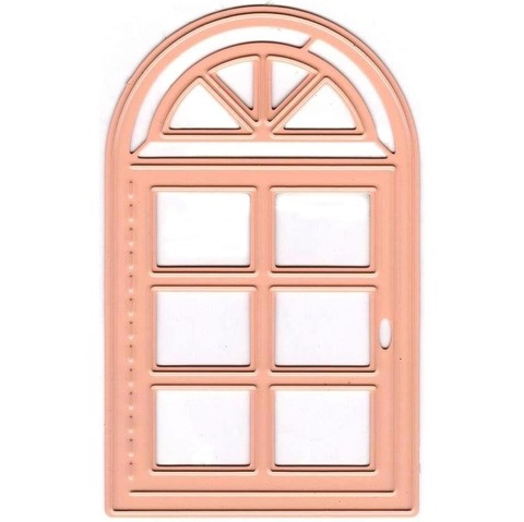 Troqueladora De Ventana Home Sweet Home Joy! Crafts