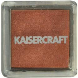 Almohadilla de Tinta para Sellos Kaisercraft color Red Gum (Chocolate rojizo)