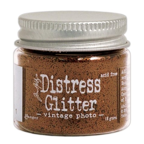 Distress Glitter color Vintage Photo Tim Holtz 18 gr