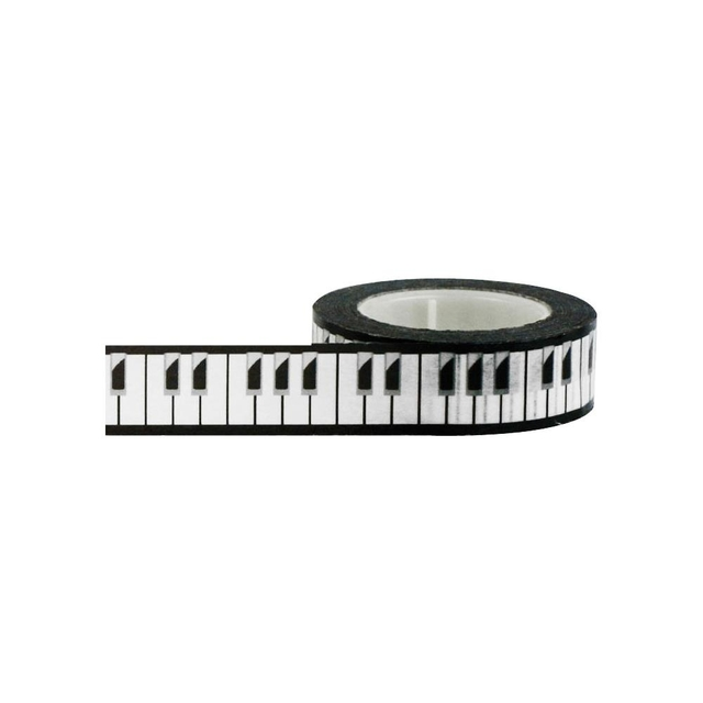Cinta Decorativa Washi Tape Piano Little B - comprar online