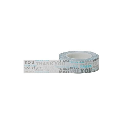 Cinta Decorativa Washi Tape Thank You Little B