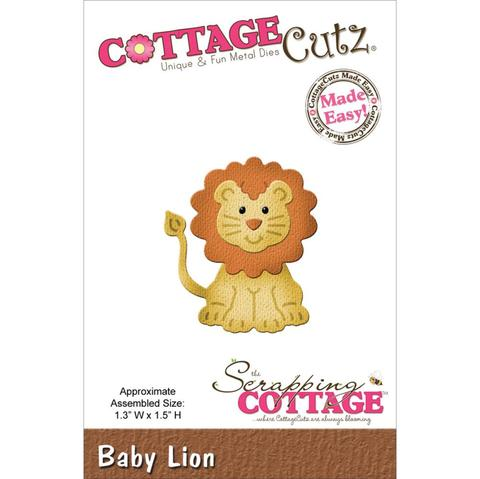 Troqueladora Bay Lion Cottage Cutz