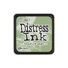 Almohadilla de Tinta Distress Ink Mini Color Bundled Sage