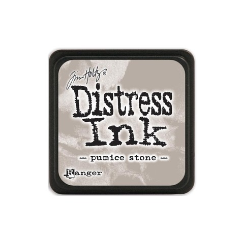 Almohadilla de Tinta Distress Ink Mini Color Pumice Stone