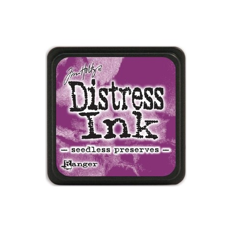 Almohadilla de Tinta Distress Ink Mini Color Seedless Preserves