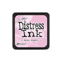 Almohadilla de Tinta Mini Color Spun Sugar Distress Ink Ranger - comprar online
