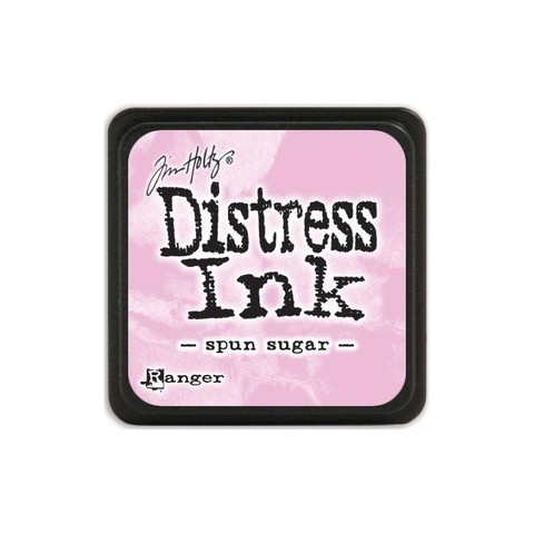 Almohadilla de Tinta Distress Ink Mini Color Spun Sugar - comprar online