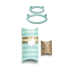 GUÍA PARA PILLOW BOX TEMPLATE STUDIO We R Memory Keepers - comprar online