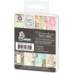 KIT DE 45 TARJETAS PARA PROJECT LIFE Garden Fable Journaling Cards Prima Marketing - comprar online