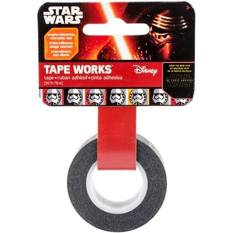 Cinta Decorativa Washi Tape Star Wars Stormtrooper - comprar online