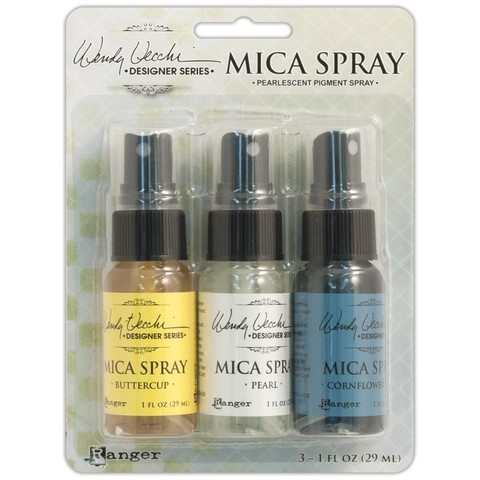 SET DE 3 SPRAY NACARADOS WENDY VECCHI MICA SPRAY - comprar online