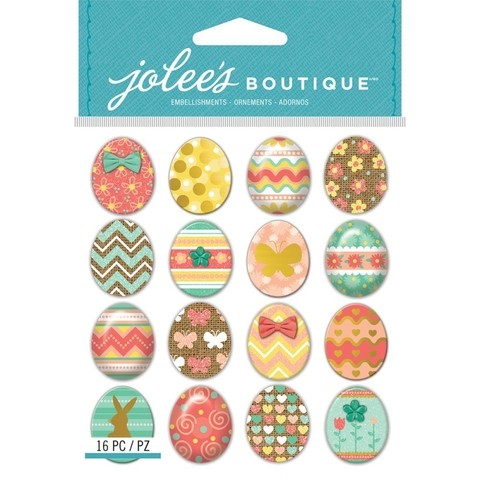 Stickers Tridimensionales Easter Egg Jolees