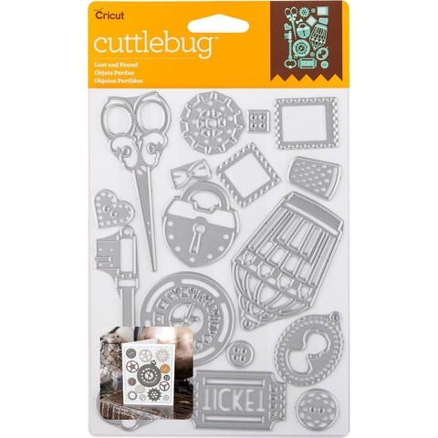 Set de Troqueladoras Lost And Found Cuttlebug - comprar online