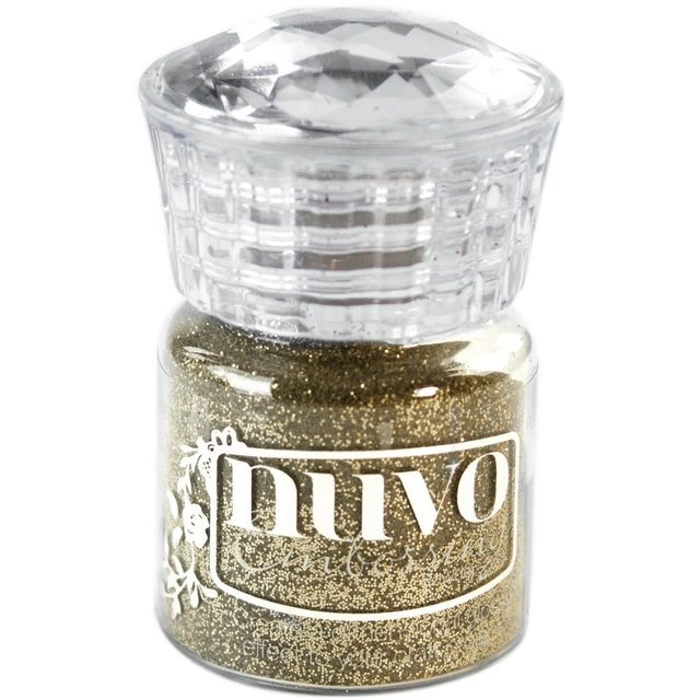 Polvo para Embossing Gold Enchantment Nuvo - comprar online
