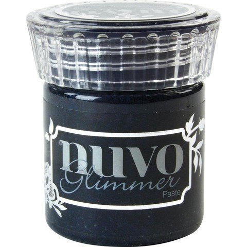 Pasta Brillante Glimmer Paste Black Diamond Nuvo - comprar online