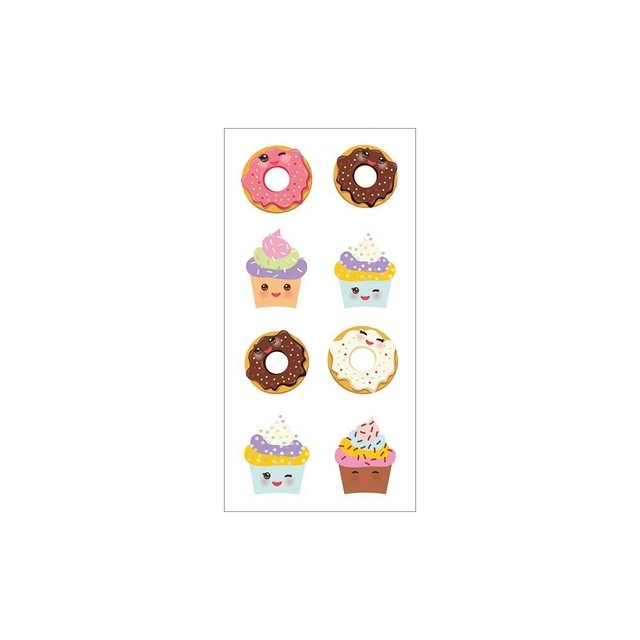 Plancha de Stickers Sweet Treats Paper House - comprar online