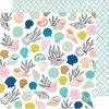 Papel bifaz Sunny Days Collected 30,5 x 30,5 cm Maggie Holmes