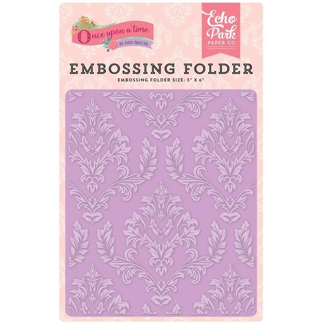 Carpeta Texturizadora Enchanted Damask Carta Bella - comprar online