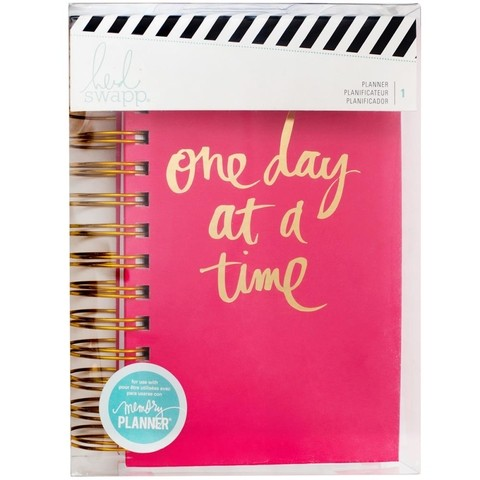 Cuaderno One Day Personal Memory Planner 2017 Heidi Swapp - comprar online