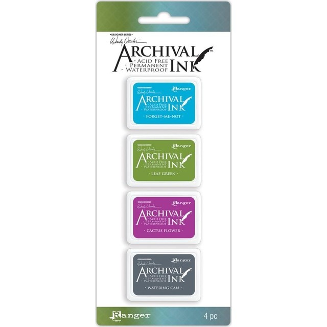 Kit de Mini Tintas Archival Ink Set #2 - comprar online