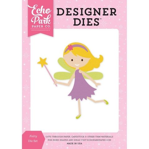 Kit de troqueles Perfect Princess, Fairy Carta Bella - comprar online