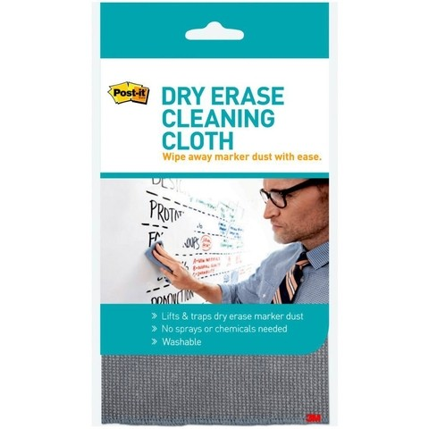 Paño para borrar Marcador Post It Dry Erase Cloth - comprar online