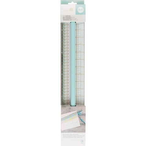Regla Ruler Supreme 45,7 cm We R Memory Keepers - comprar online