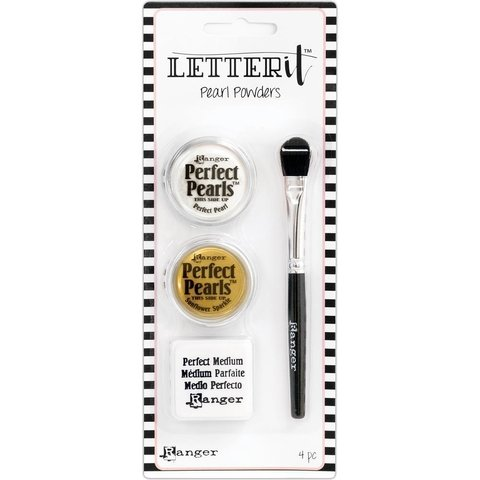 KIT PERFECT PEARLS PIGMENT POWDER LETTER IT #2 - comprar online