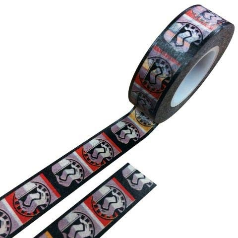 Cinta Decorativa Washi Tape Star Wars Stormtrooper