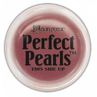 PERFECT PEARLS PIGMENT POWDER COLOR FOREVER RED