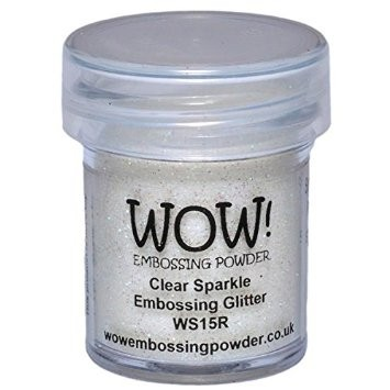 Polvo para embossing Clear Sparkle Wow!