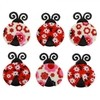 Botones decorativos Ladybug Love Dress it Up - comprar online
