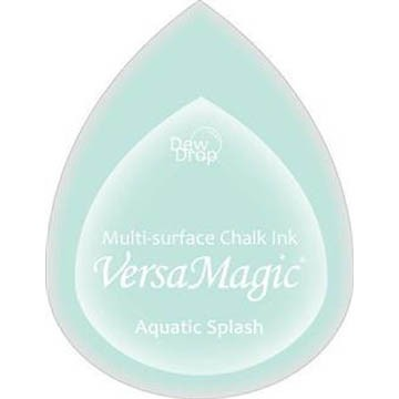 Almohadilla de Tinta Versamagic Color Aquatic Splash - comprar online