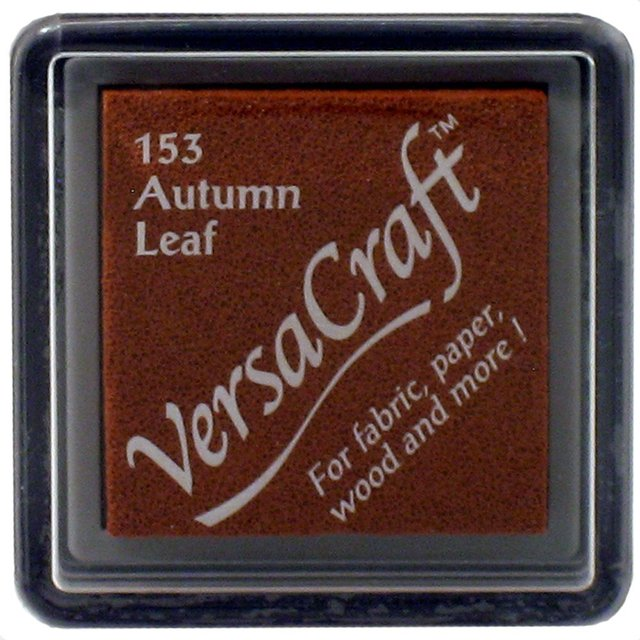 Almohadilla de Tinta para Sellos Versacraft Color Autumn Leaf