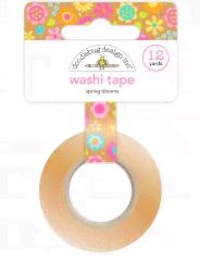 Cinta Decorativa Washi Tape Brote de Primavera