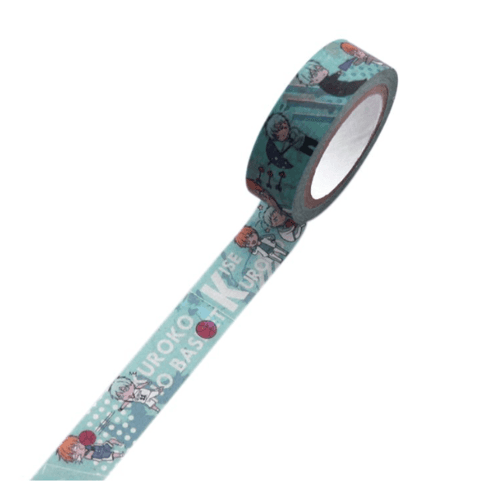 Cinta Decorativa Washi Tape Animé8  Kuroko No Basket II