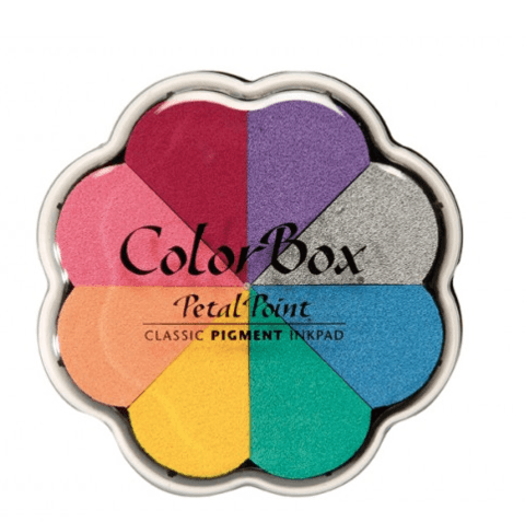 Almohadillas de Tinta ColorBox Petal Point Enchantment - comprar online