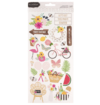 Plancha de Stickers Patio Party Jen Hadfield American Crafts