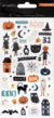 55 Stickers con relieve Hey Pumpkin American Crafts