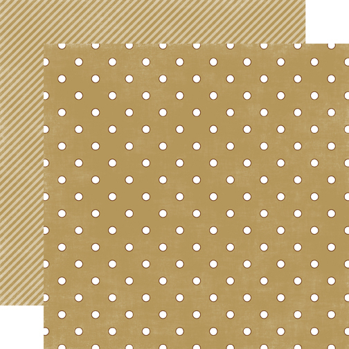 Papel bi-faz Tinsel Small Dot 30,5 x 30,5 cm de 180 gr