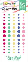 Puntos esmaltados Autoadhesivos Enamel Dots Best Summer Ever Carta Bella