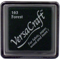Almohadilla de Tinta para Sellos Color Forest  Versacraft