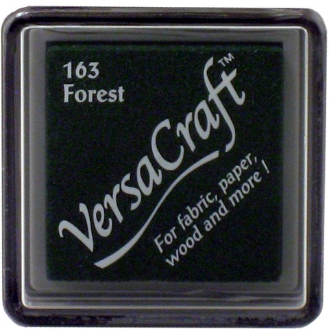 Almohadilla de Tinta para Sellos Versacraft Color Forest