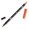 Rotulador punta pincel Dual Brush 885 Warm Red Tombow