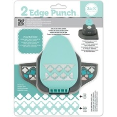 Punch Troqueladora de Bordes 2 Edge punch Trellis We R - comprar online