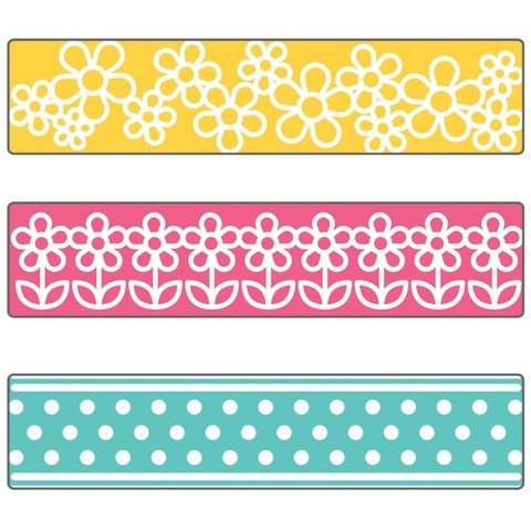 SET DE 3 CARPETAS TEXTURIZADORAS EMBOSSING SIZZIX FLOWER DOTS