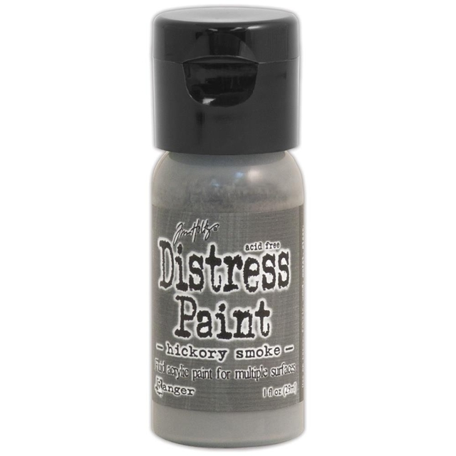 Pintura Acrílica Distress Paint Color Hickory Smoke