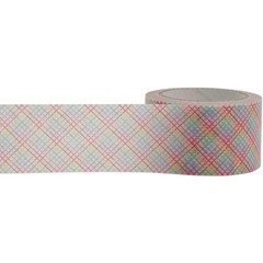 Cinta Decorativa Washi Tape Pastel Weave