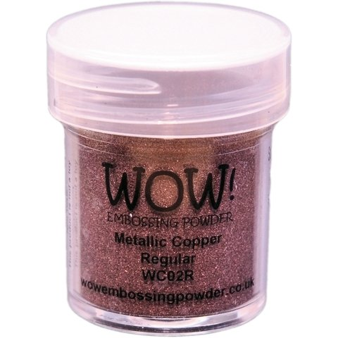 Polvo para embossing Copper Wow!