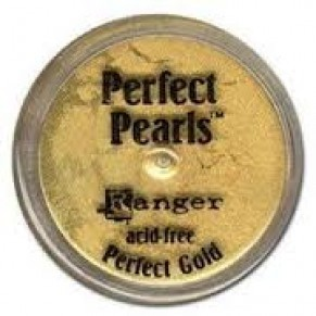 PERFECT PEARLS PIGMENT POWDER COLOR PERFECT GOLD